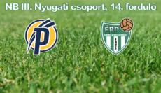 Puskás Akadémia FC II–Érdi VSE – élő!