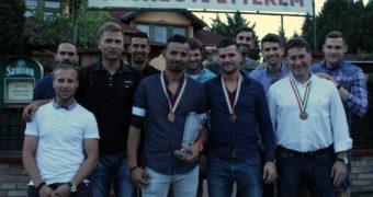 Megkapta a csapat a bronzérmet!