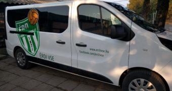 Új mikrobusszal bővültünk!