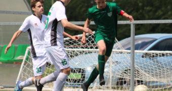 Lüktető meccsen remek gólokat szerzett, de kikapott az U17