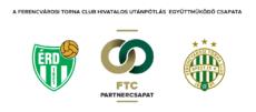 Partnerünk: a Ferencvárosi TC!