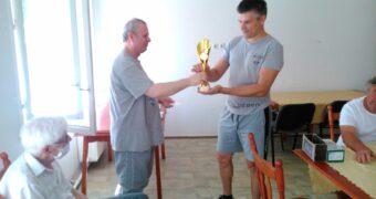 Sinka Csaba nyerte az egyéni bajnokságot