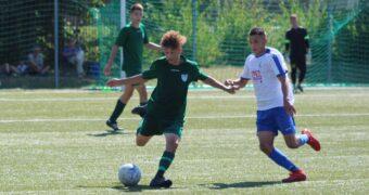 Jó meccsen ikszelt U16-os csapatunk